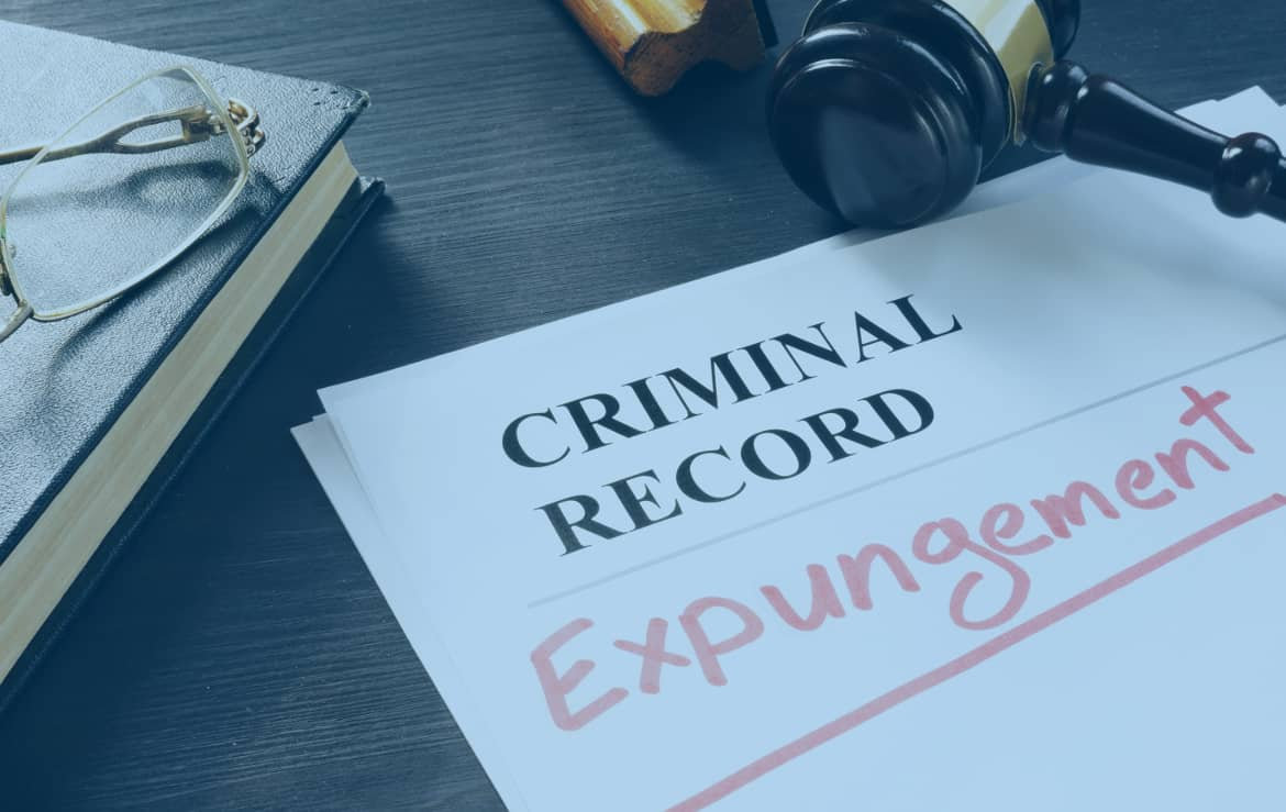criminal record papers